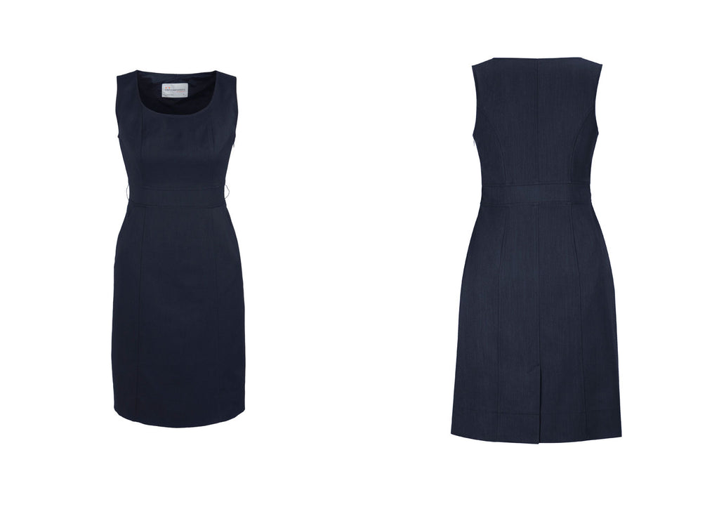 WOMENS SLEEVELESS DRESS