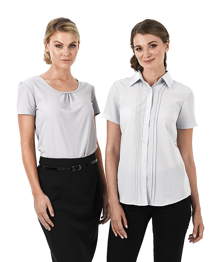 Ladies Verona Short Sleeve
