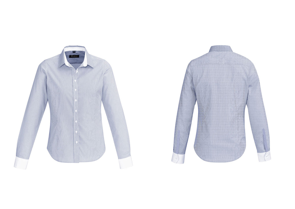 WOMENS FIFTH AVENUE LONG SLEEVE SHIRT