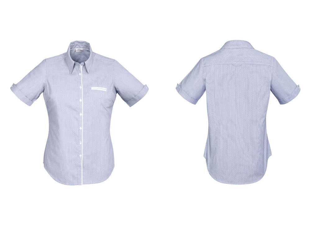WOMENS CALAIS SHORT SLEEVE SHIRT