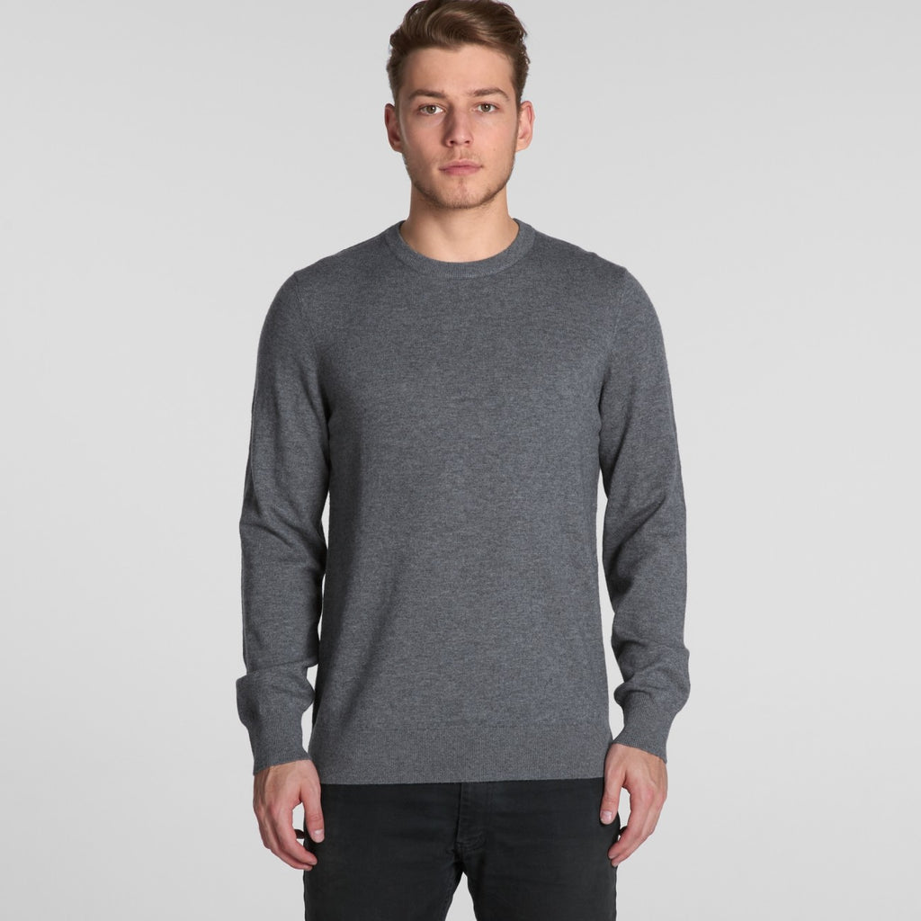 Mens Simple Knit