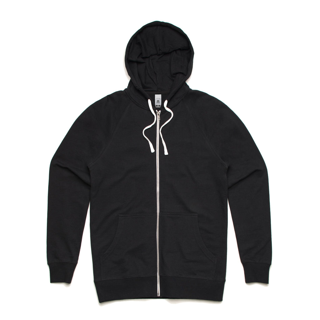 Mens Traction Zip Hood