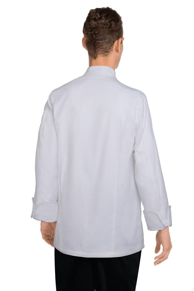 Henri White Executive Chef Jacket