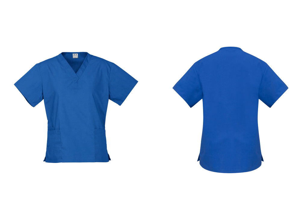 LADIES CLASSIC SCRUBS TOP