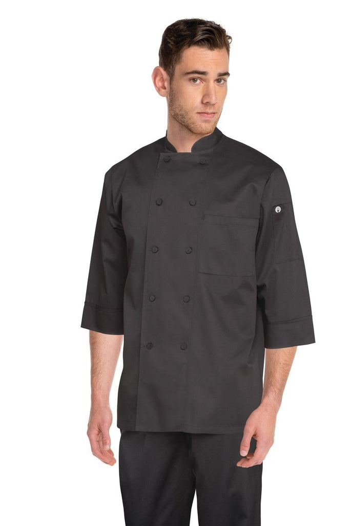 Morocco 3/4 Sleeve Chef Jacket