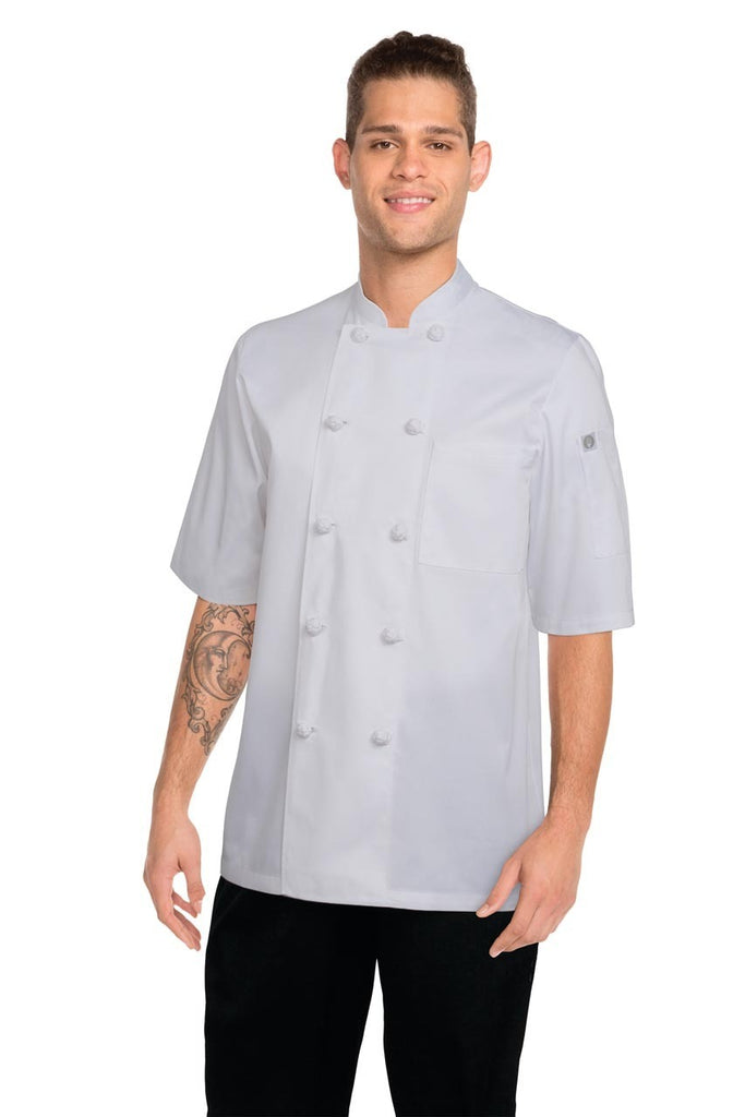 Tivoli White Chef Jacket