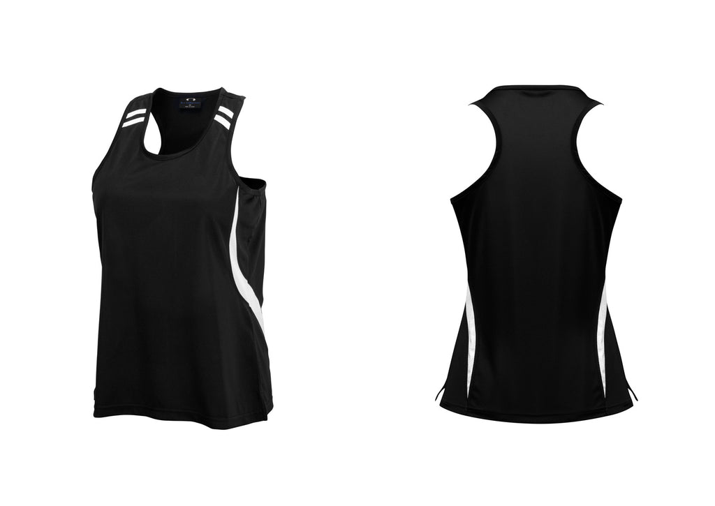 LADIES FLASH SINGLET