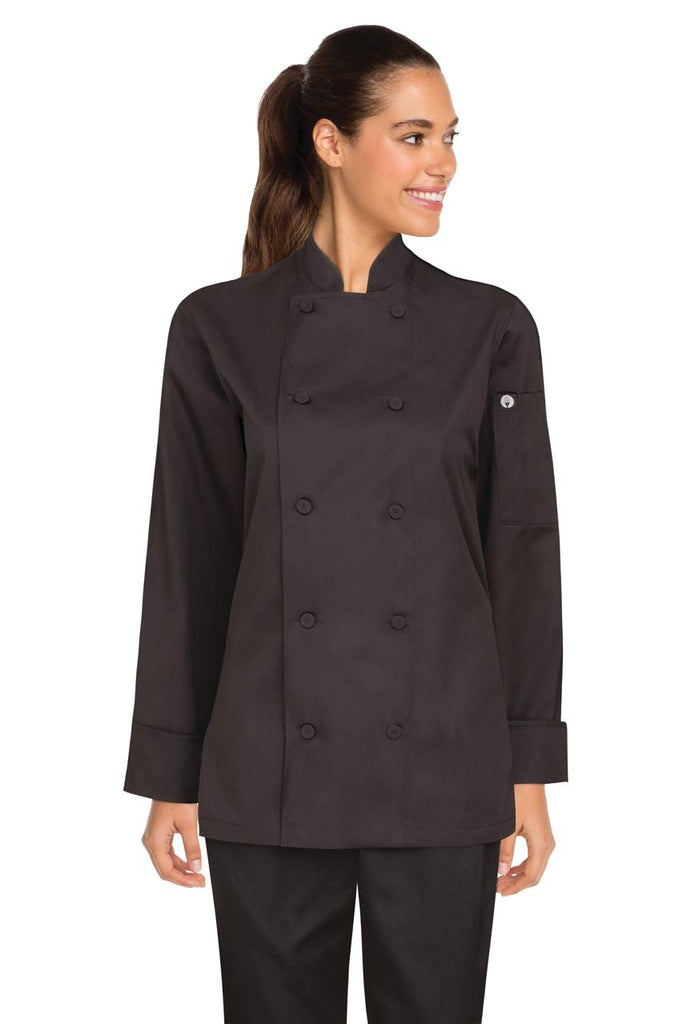 Sofia Black Women's Lite Chef Jacket