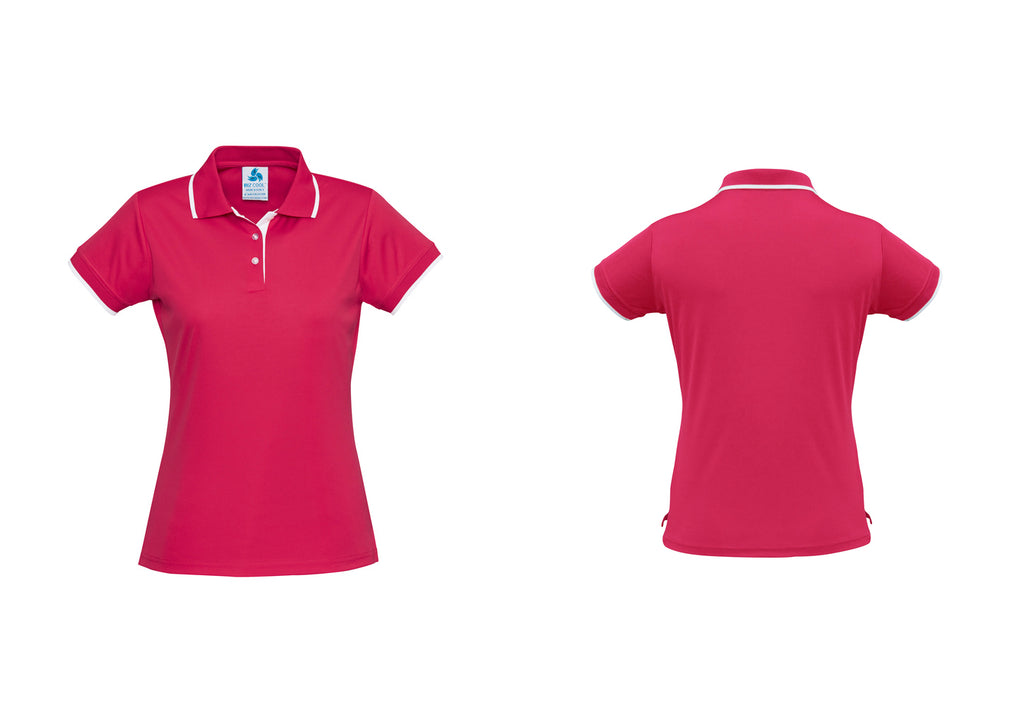 LADIES MIAMI POLO
