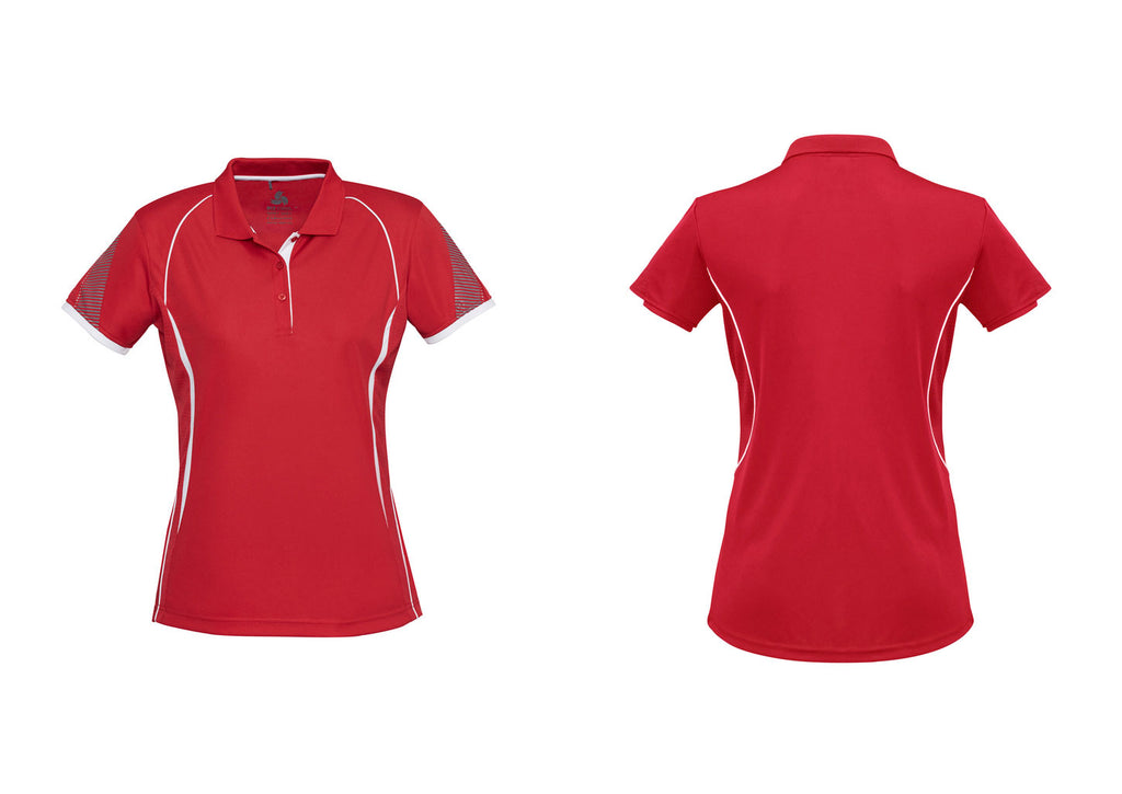 LADIES RAZOR POLO