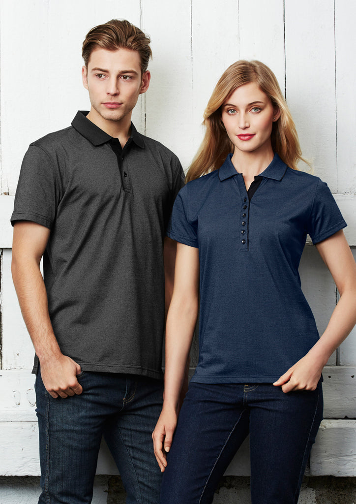 LADIES SHADOW POLO