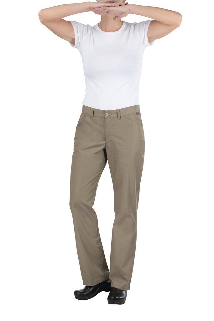 Womens Professional Lite' Chef Pants
