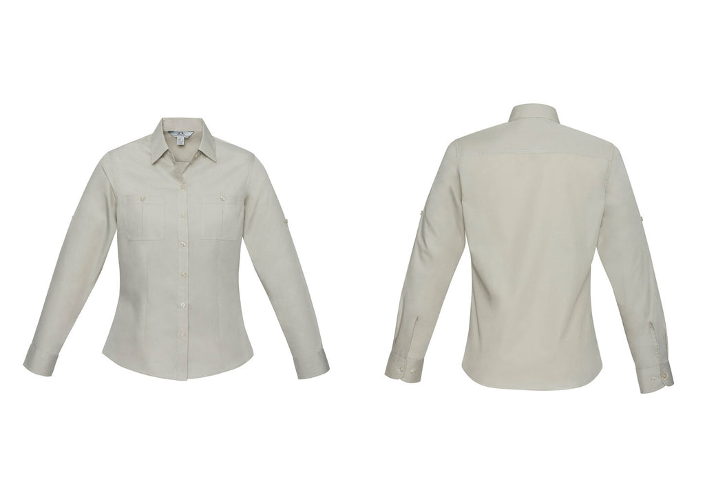 LADIES BONDI LONG SLEEVE SHIRT