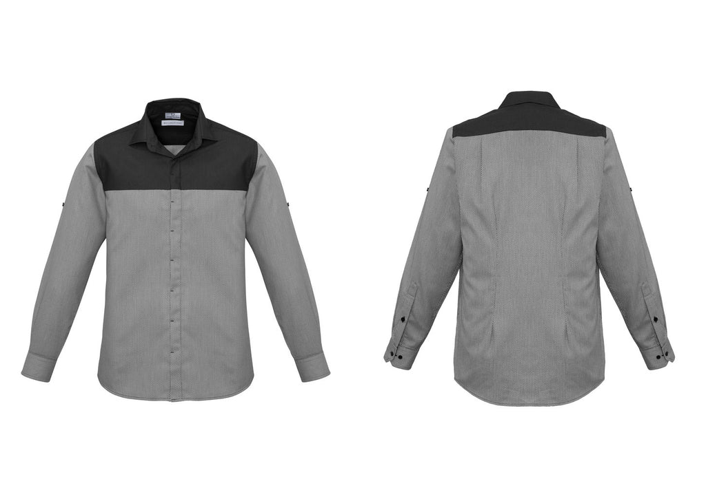 MENS HAVANA LONG SLEEVE SHIRT