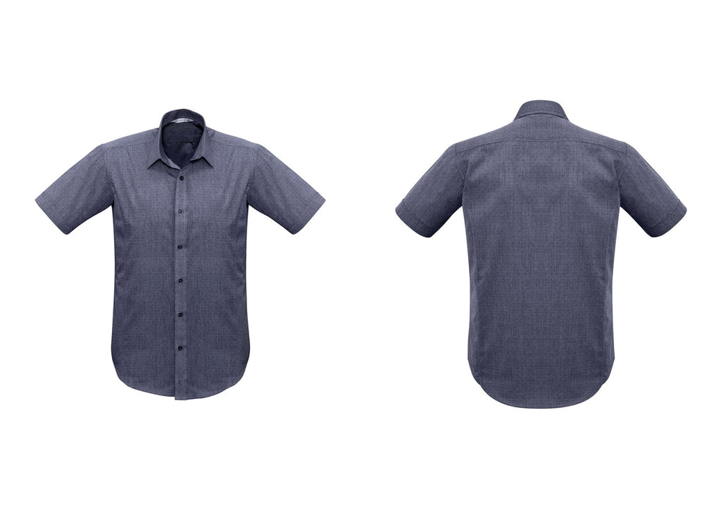 MENS TREND SHORT SLEEVE SHIRT