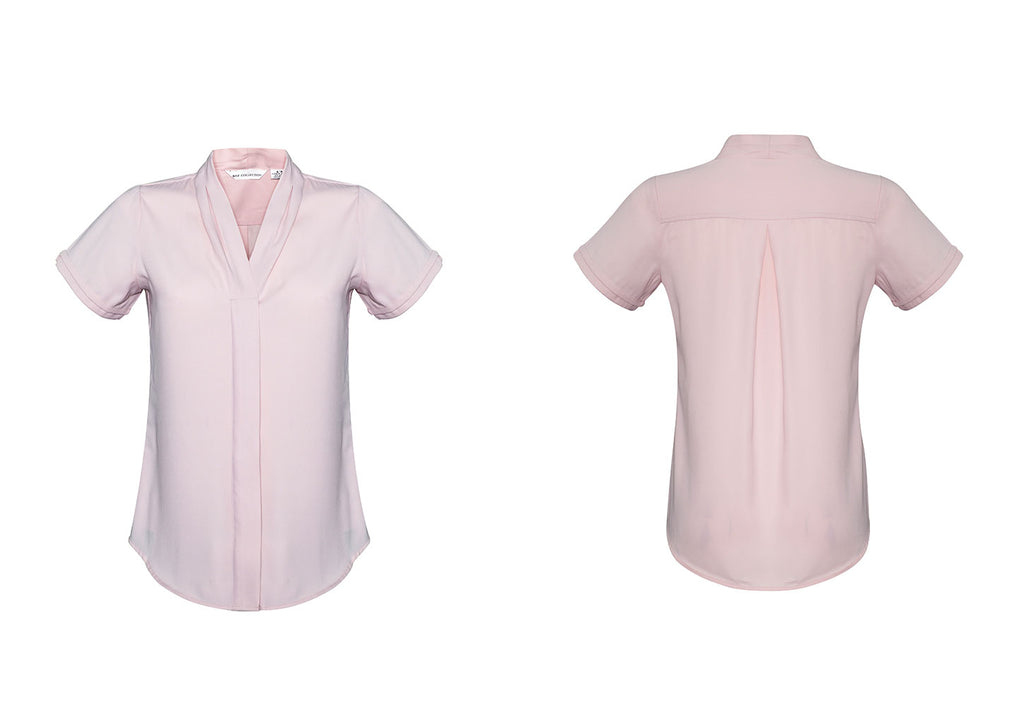 LADIES MADISON SHORT SLEEVE