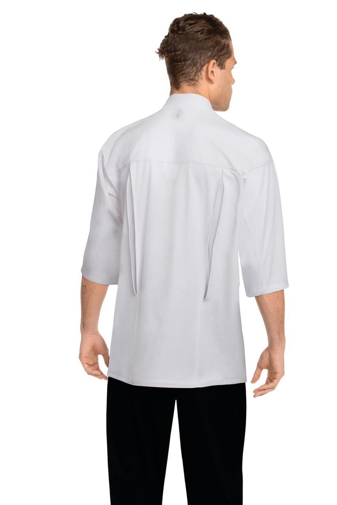 Positano White Signature Chef Jacket