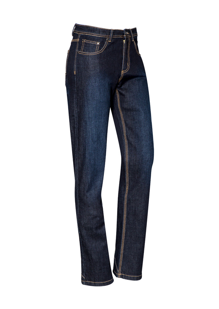 WOMENS STRETCH DENIM WORK JEANS