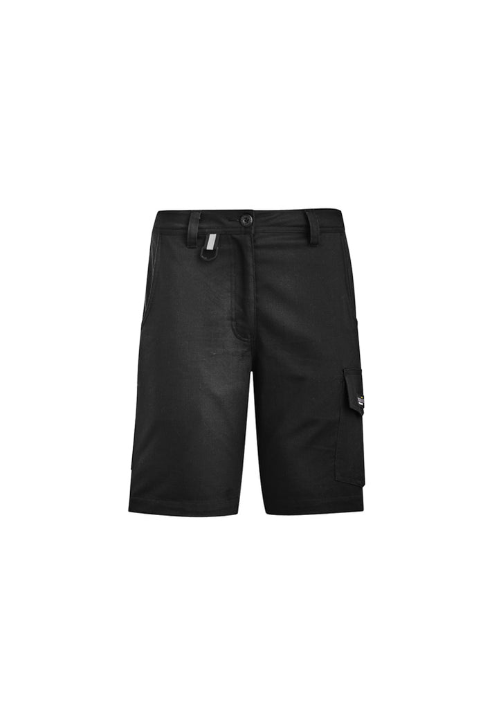 WOMENS RUGGED COOLING VENTED SHORT