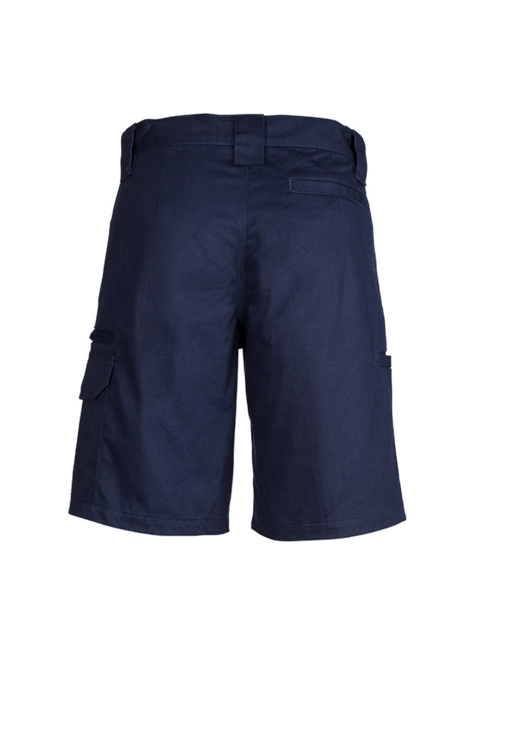 WOMENS PLAIN UTILITY SHORT