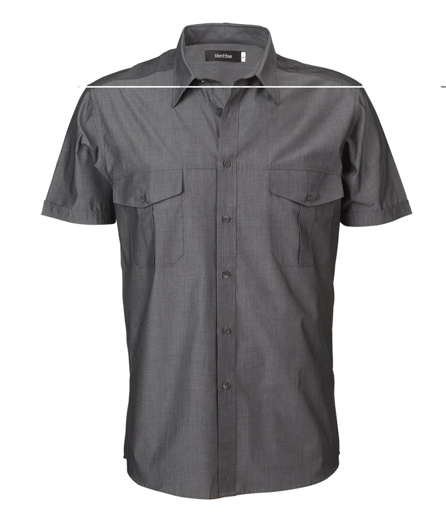 Mens Jasper Short Sleeve