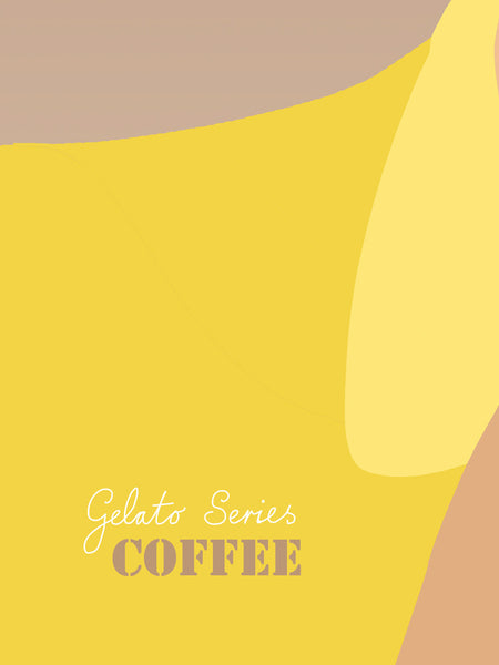 Gelato Series: Coffee