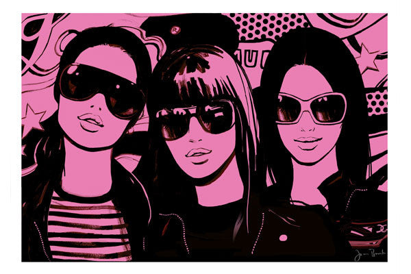 Chelsea Girls (Pink)