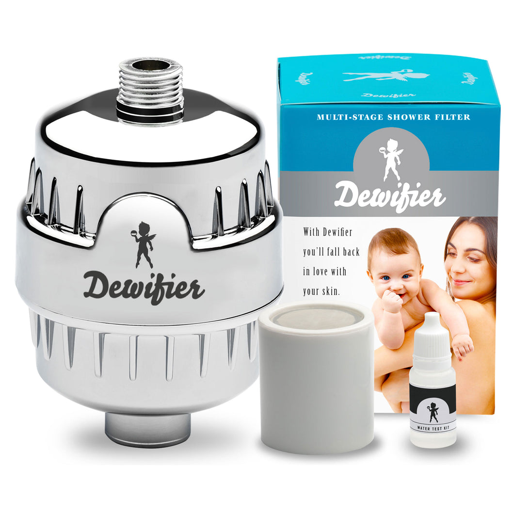 Dewifier Water Softener Shower Filter