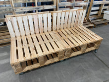 Load image into Gallery viewer, Custom Pallet Lounges Chairs Sofas (Per Seat)