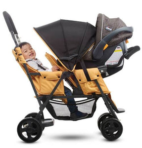 Caboose Sit and Stand Stroller Rear Seat By Joovy