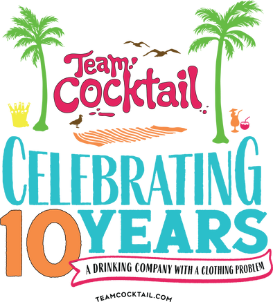 10 Years of Team Cocktail $1000 Grand Prize Giveaway