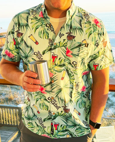 Island Party Hawaiian Shirt