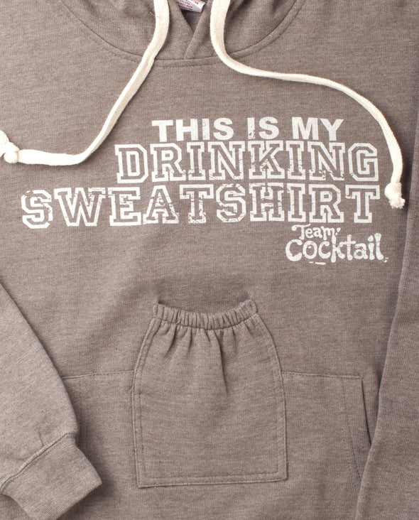 Beer Pouch Drinking Sweatshirts