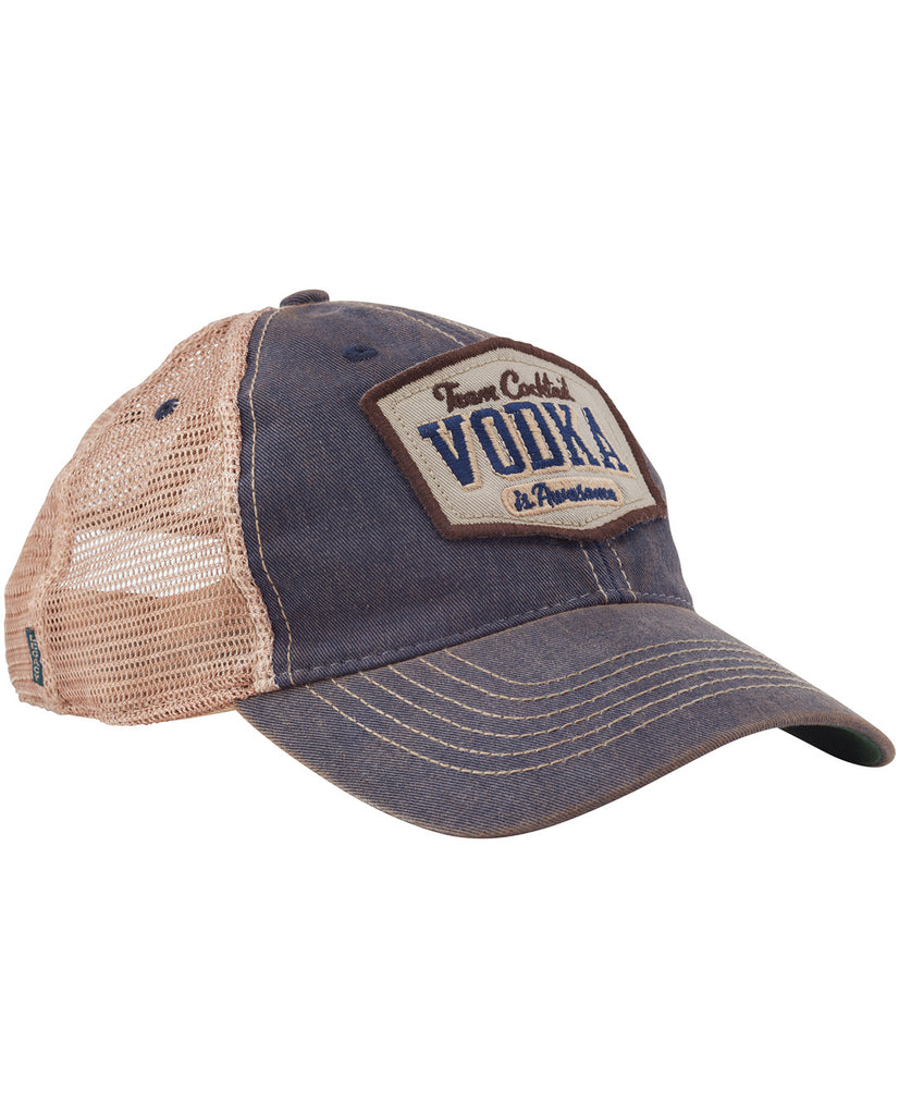 Vodka Trucker Hat
