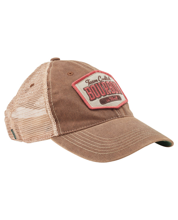 Bourbon Trucker Hat