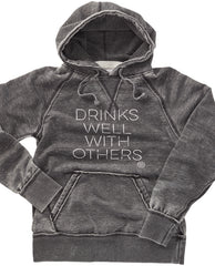 Drinks Well With Others Washed Hoodie