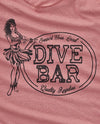 Dive Bar Ladies Triblend Tank
