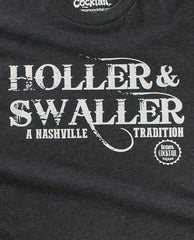 Holler & Swaller Mens Tee