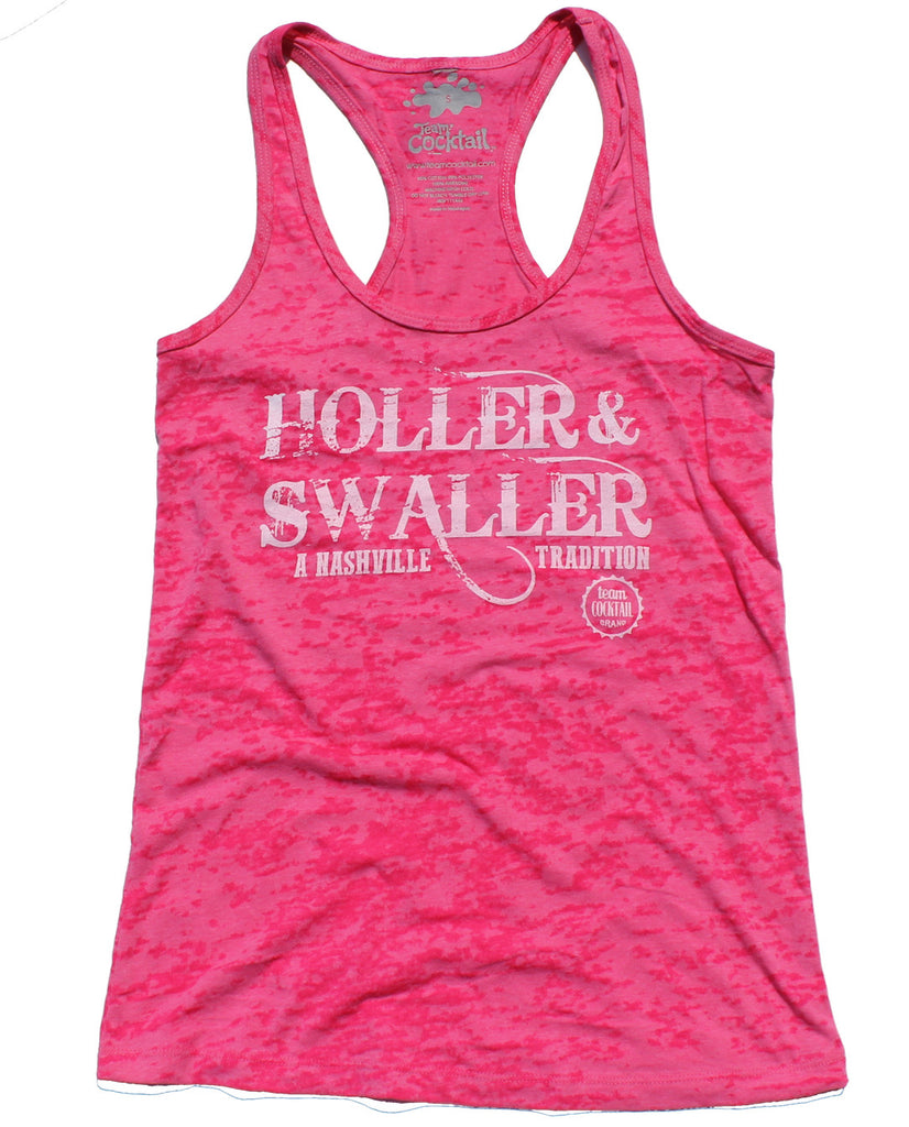 Holler & Swaller Womens Tank