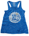 (Royals) KC Bottle Cap Tank