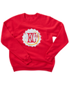 (Chiefs) KC Bottle Cap Sweatshirt