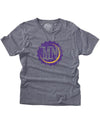 (Vikings) MN Bottle Cap Tee