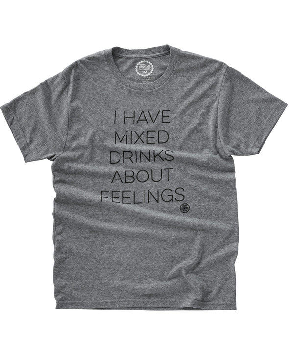 Mixed Drinks Unisex Tee