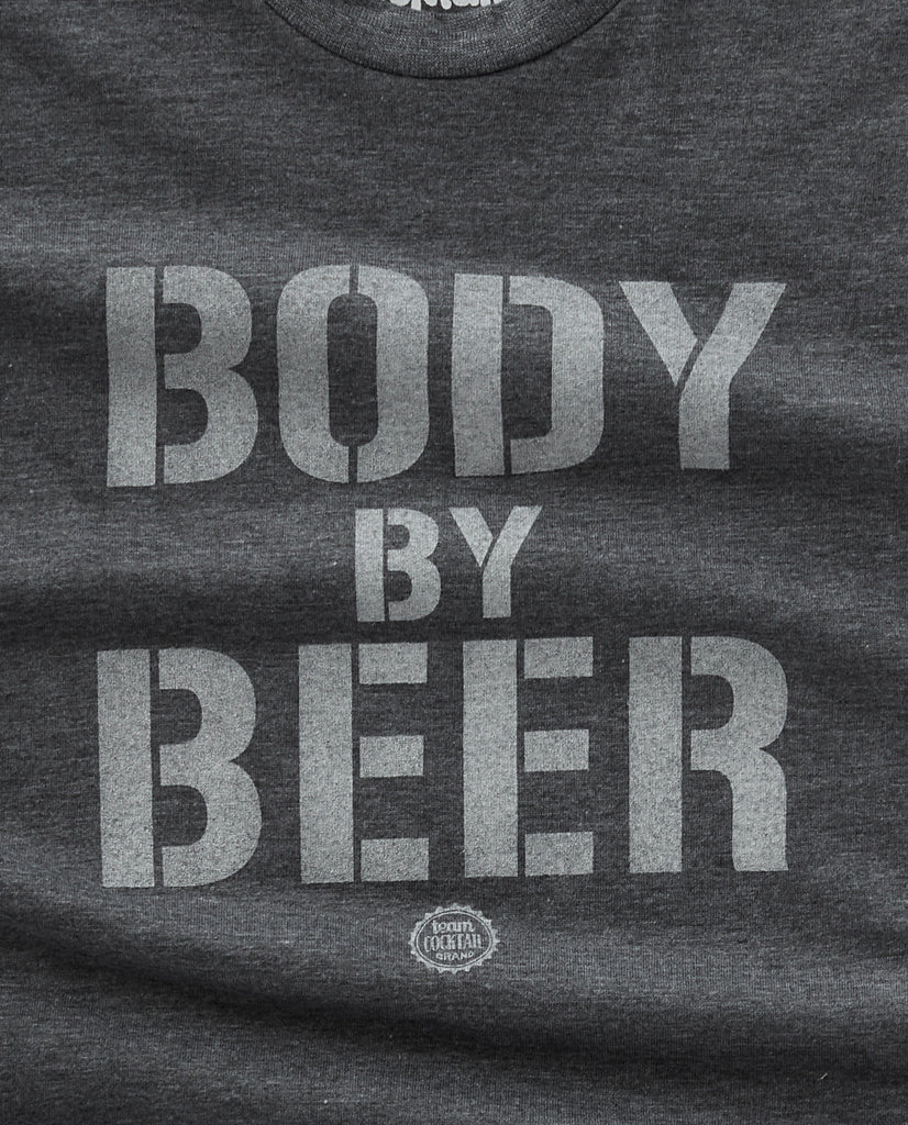 Body By Beer Unisex Tee