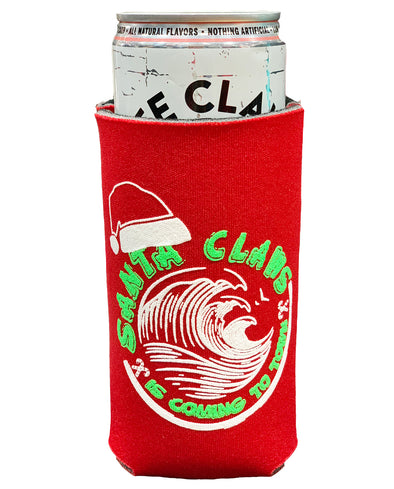 Santa Claws Slim Boozie