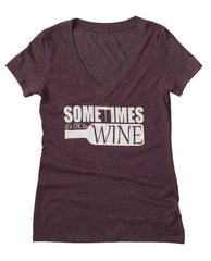 Sometimes it's ok to Wine