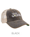 Team Cocktail Logo Washed Trucker Hat