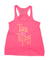 Tan & Tipsy Ladies Tank