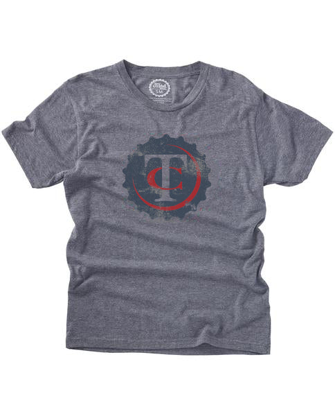 (Twins) TC Bottle Cap Tee