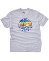 Sunset Happy Hour Unisex Triblend Tee